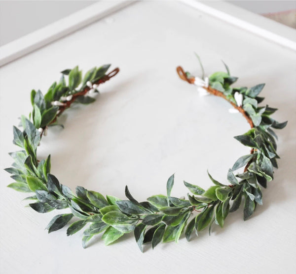 Vine Head Crown Tiara-All-Times-Gifts