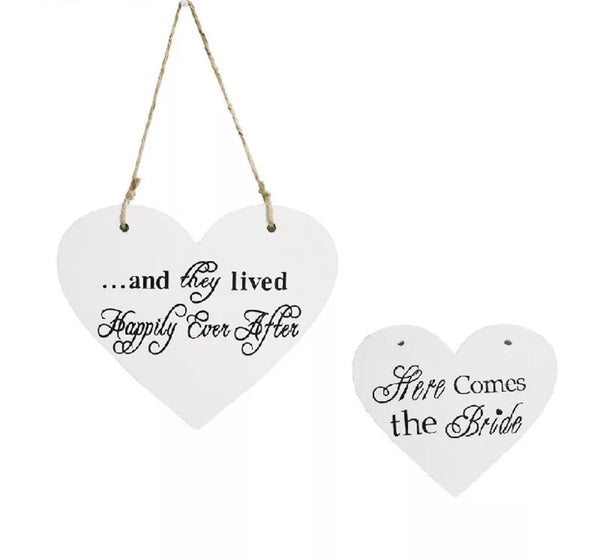 Here Comes the Bride Sign-All-Times-Gifts