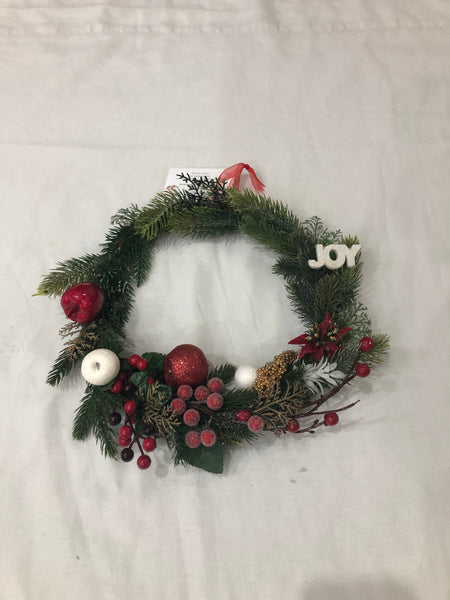 Berries Christmas wreath