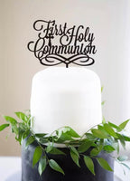 First Holy Communion Cake Topper-Cake Topper-All-Times-Gifts