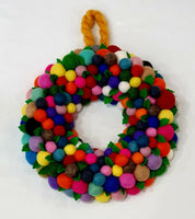 Felt wreath-All-Times-Gifts