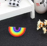 Rainbow Pin Brooch-All-Times-Gifts