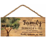 Quote Wooden Sign-All-Times-Gifts