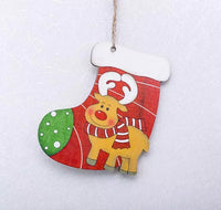 5pcs/Set Colourful Designs Christmas Ornaments-All-Times-Gifts
