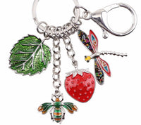 Multi colours keychain-All-Times-Gifts