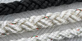 8 Strand Nylon Anchor Braid - 12mm White x 100m