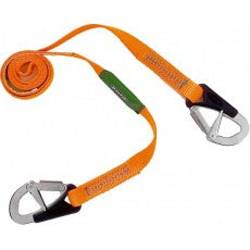 Baltic Safety Line - 2 Hook, 2m