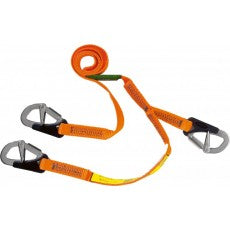 Baltic Safety Line - 3 Hook, 2m