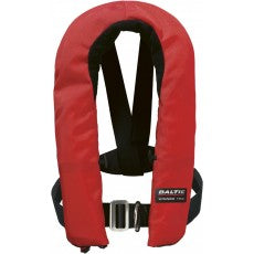 Baltic Winner 150 - Manual Inflation with Harness, Red