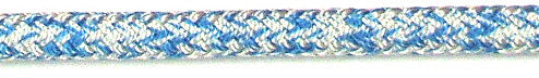 Dyneema Cruising - 10mm, Blue/White