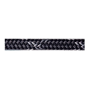Racing Dyneema - 12mm, Black, per metre