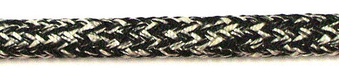 Dyneema Cruising - 12mm, Black/White