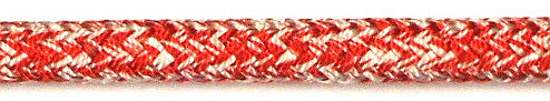 Dyneema Cruising - 8mm, Red/White