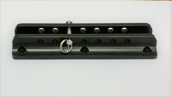 FSRE22 - Sabre Class Adjustable Mast step - Black Acetal