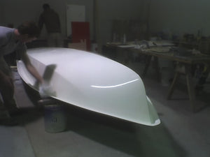 125 Bare Hull Shell %