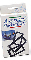 Service Kit to suit Super Max Bailer RA554133