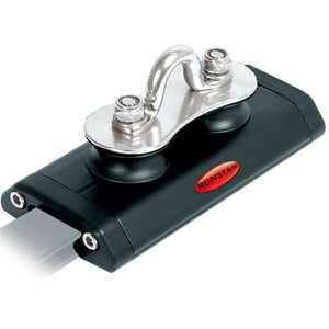 RONSTAN RC12210- Series 22 Traveller Car - 2 x Control Sheaves, Ball Bearing