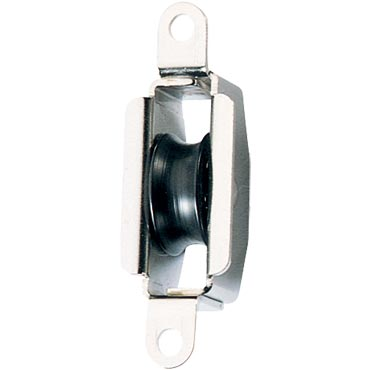 RF20711A - Single Ball Bearing Exit Box with Side Tabs 20mm