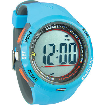 RF4055B CLEARSTART SAILING WATCH - Blue