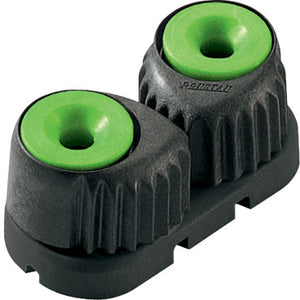 RF5400G - Ronstan C-Cleat, Small, Green