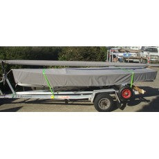 Boat Cover - for Impulse Dinghy - Mast Up