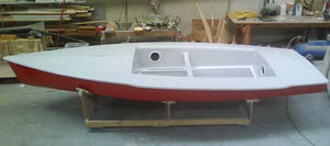 Impulse Bare Hull/Deck Assembly %