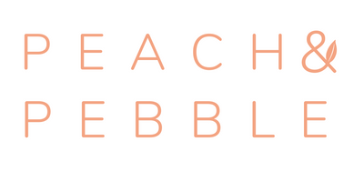 Peach & Pebble