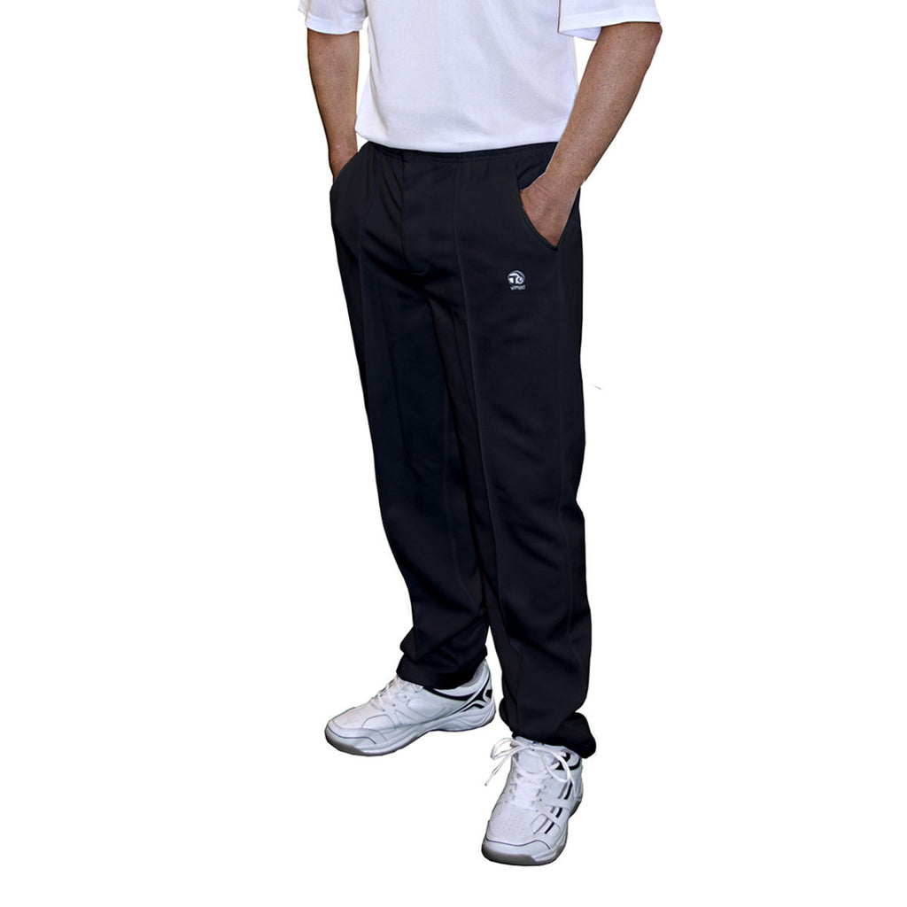 Taylor Bowls Gents Black Sport Trousers