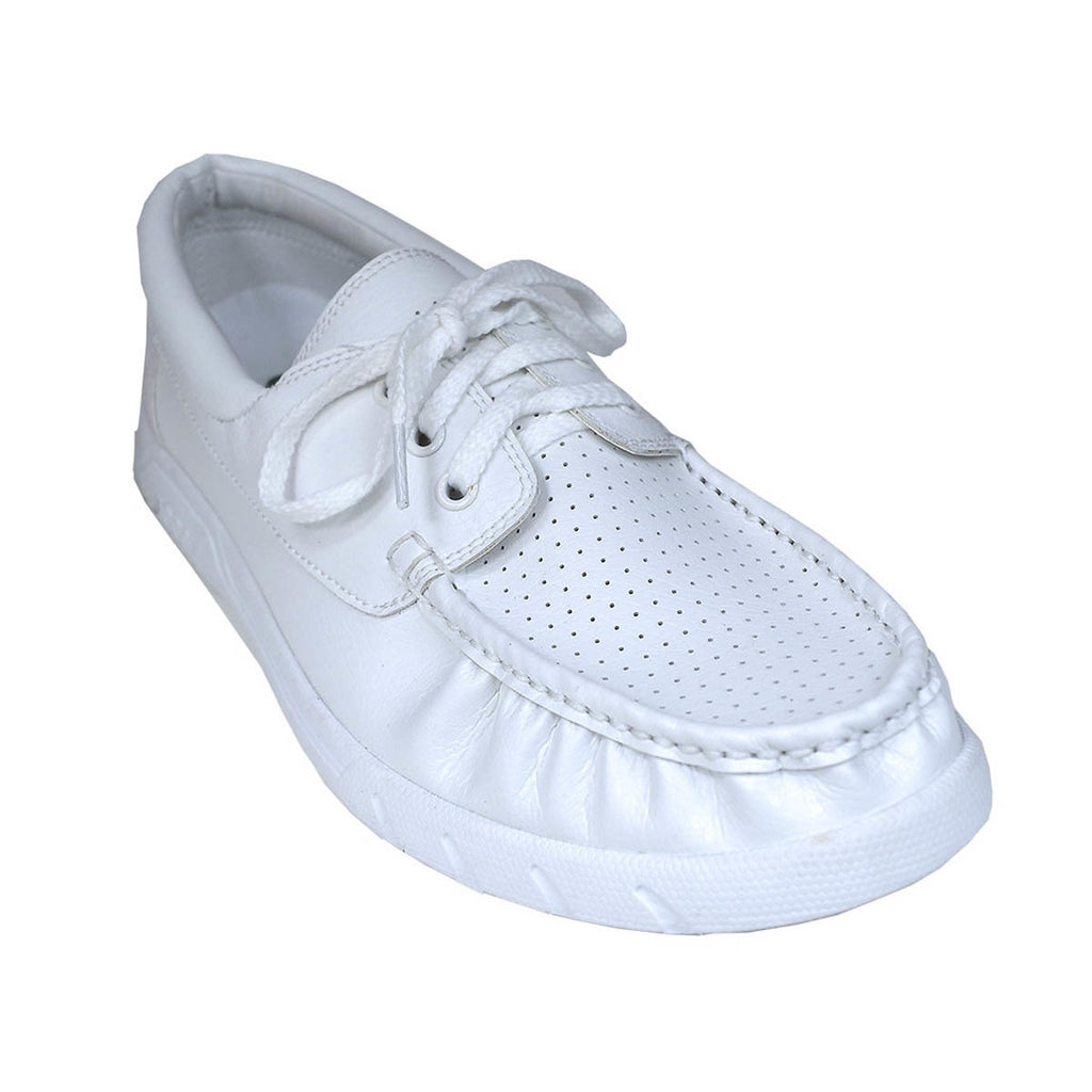 Taylor Bowling GENTS BIAS II WHITE GREENZ SHOES