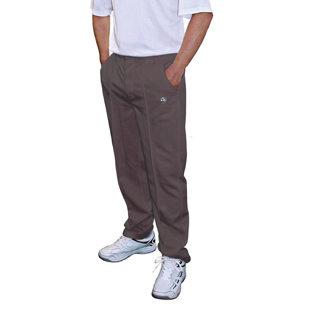 Taylor Bowls Gents Grey Sport Trousers