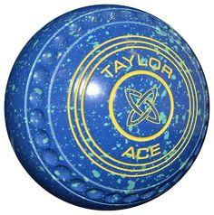 Taylor Ace Bowls Coloured
