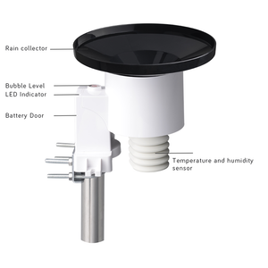 SKY RAIN - LoRa Rain gauge and Temperature sensor