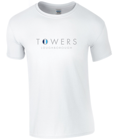 Towers Large Print T Shirt