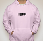Faraday Small Barcode Hoody