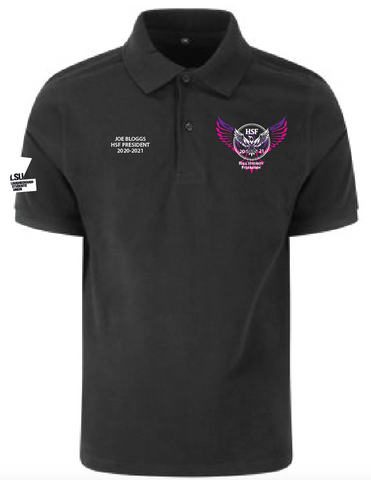 HSF Stretch Polo