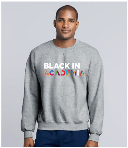 Black in Academia Unisex Sweat
