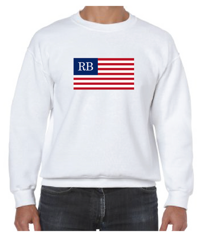 Bakewell RB USA Sweat Shirt