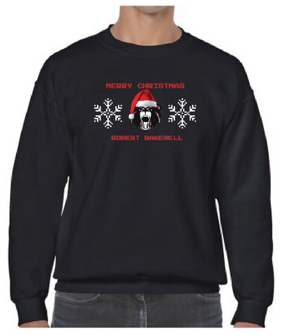 Bakewell Christmas Sweat Shirt