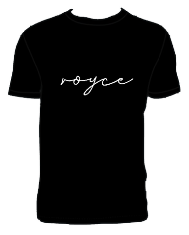 Royce Black T Shirt
