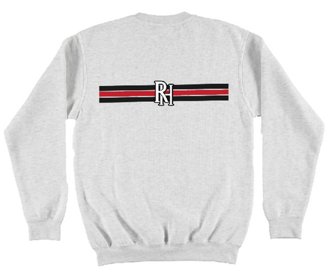 Royce 3 Stripe Sweat Shirt