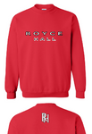 Royce Hall Red Sweat Shirt