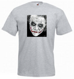 Heath Ledger Tribute T Shirt