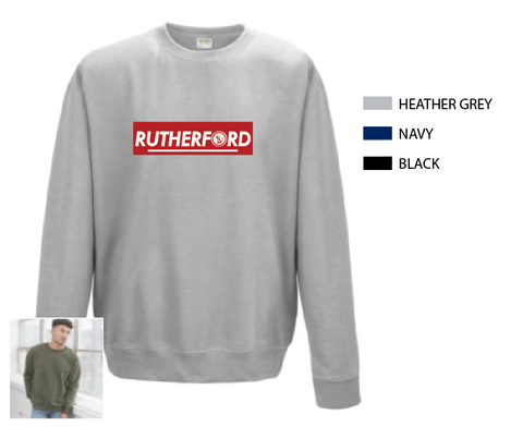 Rutherford Printed Sweat Shirt