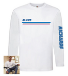 Elvyn 'Sega' Long Sleeved T shirt