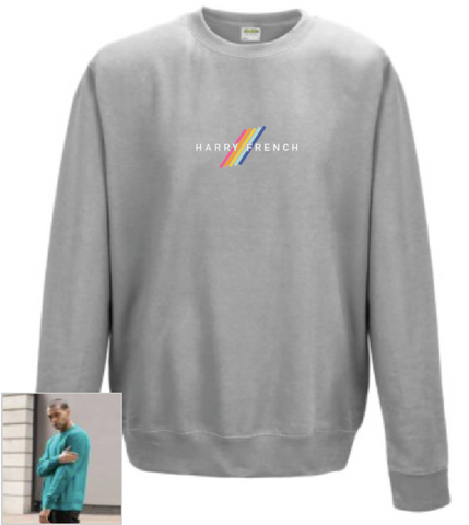 Harry French 'Rainbow' Sweat