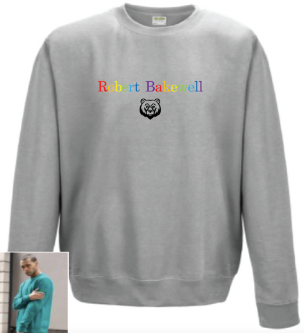 Bakewell 'Rainbow' Sweat