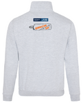 Generation Gap Zip Neck Sweat