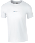 Towers Small Print T Shirt