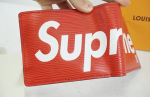 Supreme LV wallet