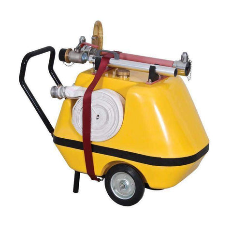 Trailer Foam Extinguisher